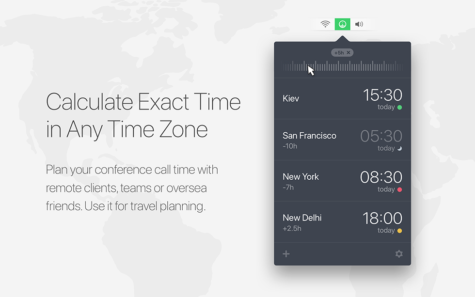 Calculate Exact Time in Any Time Zone